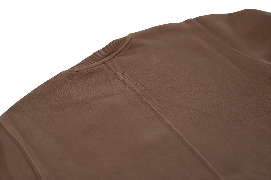 Rick Owens DRKSHDW Crewneck Sweater - Dust - Image 7