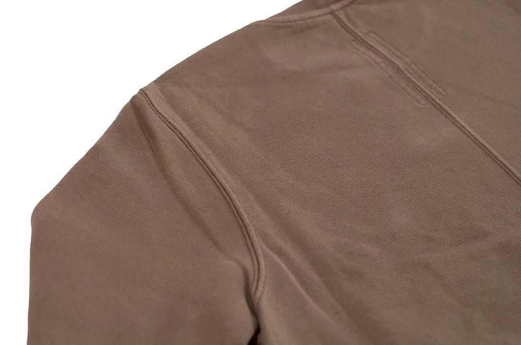 Rick Owens DRKSHDW Crewneck Sweater - Dust - Image 8