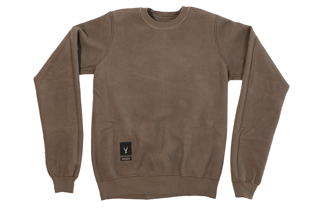 Rick Owens DRKSHDW Crewneck Sweater - Dust - Image 10