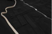 Rick Owens DRKSHDW Jason Hoodie - Black Tecuatl - Image 8