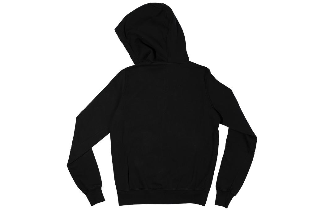 Rick Owens DRKSHDW Jason Hoodie - Black Tecuatl - Image 16
