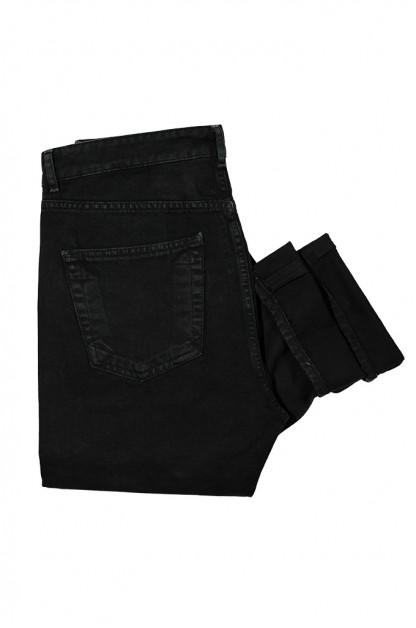 Rick Owens DRKSHDW Torrance Jeans - Garment Dyed Black