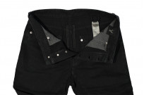 Rick Owens DRKSHDW Torrance Jeans - Garment Dyed Black - Image 6