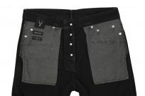 Rick Owens DRKSHDW Torrance Jeans - Garment Dyed Black - Image 10