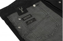 Rick Owens DRKSHDW Torrance Jeans - Garment Dyed Black - Image 11