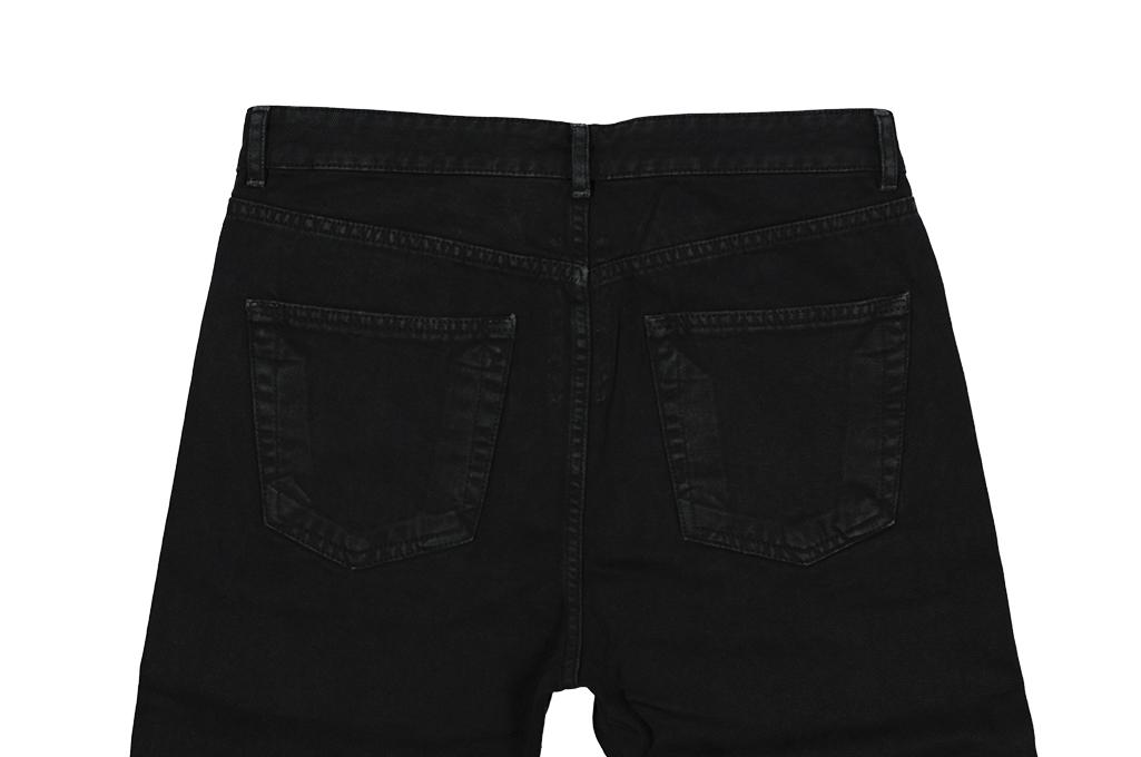 Rick Owens DRKSHDW Torrance Jeans - Garment Dyed Black - Image 12