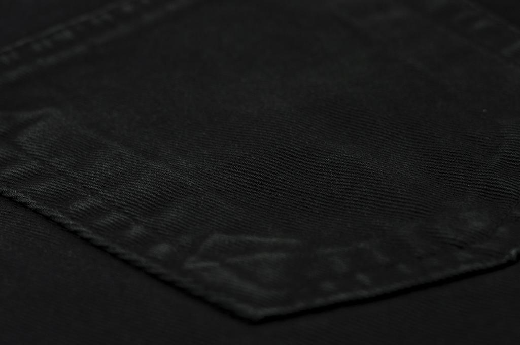 Rick Owens DRKSHDW Torrance Jeans - Garment Dyed Black - Image 13