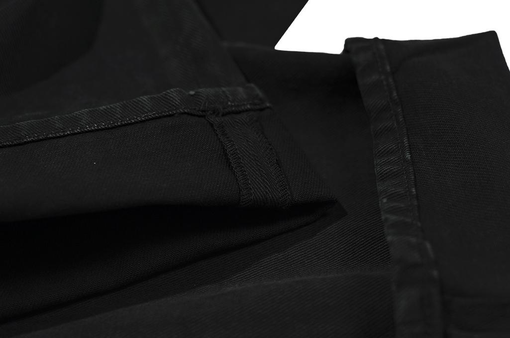 Rick Owens DRKSHDW Torrance Jeans - Garment Dyed Black - Image 16