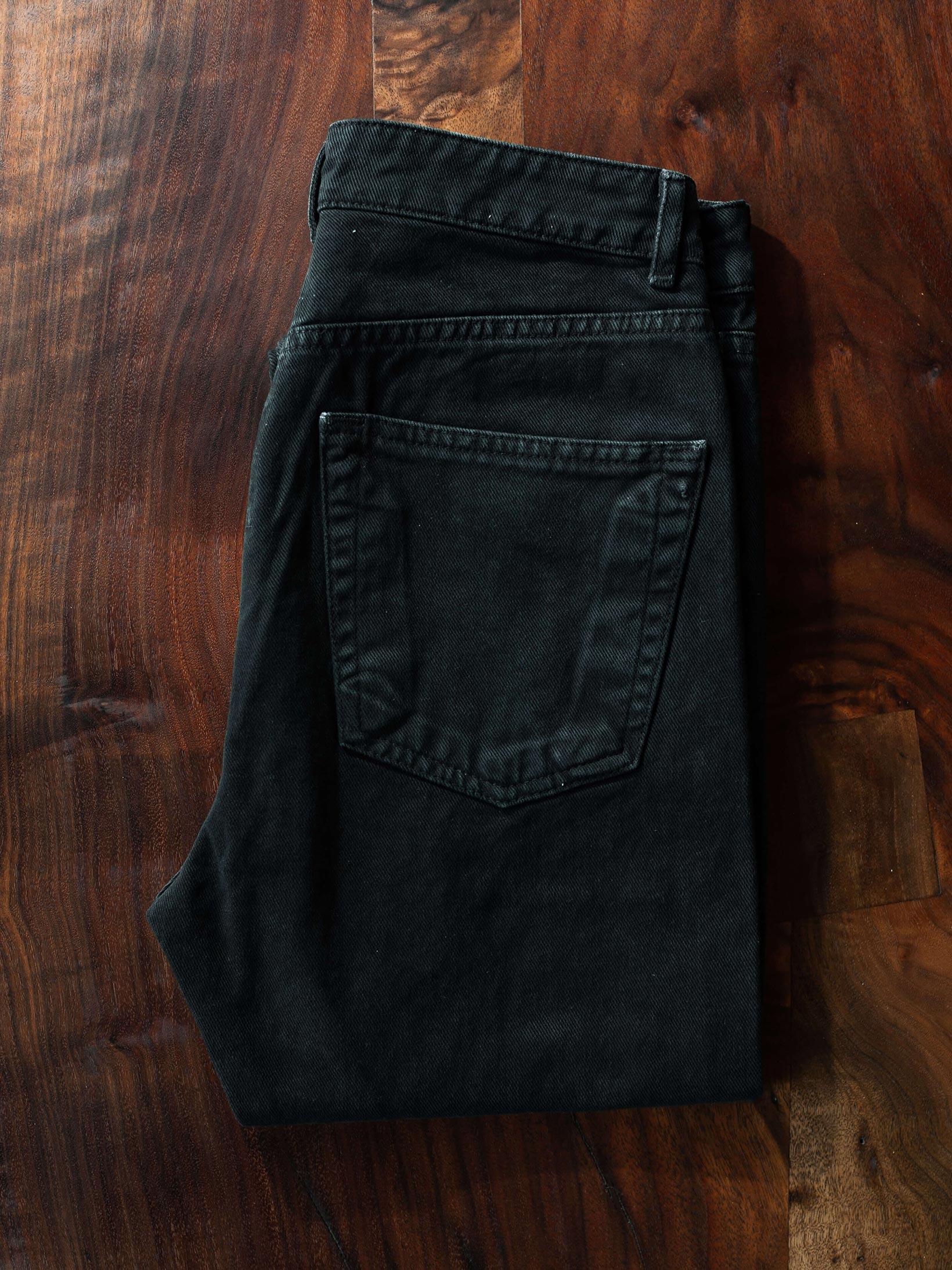 Rick Owens DRKSHDW Torrance Jeans - Garment Dyed Black - Image 17