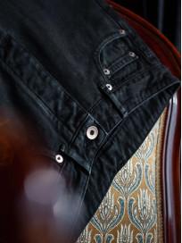 Rick Owens DRKSHDW Torrance Jeans - Garment Dyed Black - Image 18