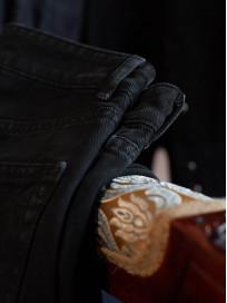Rick Owens DRKSHDW Torrance Jeans - Garment Dyed Black - Image 22
