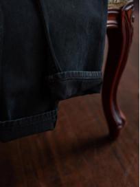 Rick Owens DRKSHDW Torrance Jeans - Garment Dyed Black - Image 23