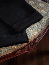 Rick Owens DRKSHDW Torrance Jeans - Garment Dyed Black - Image 24
