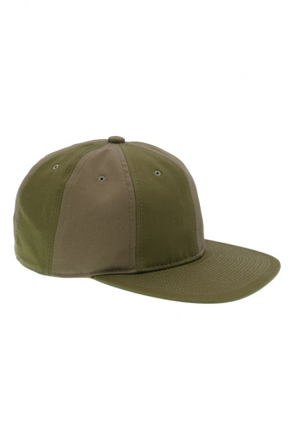 Poten Japanese Made Cap - Army Green Ventile