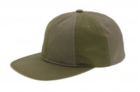 Poten Japanese Made Cap - Army Green Ventile - Image 2