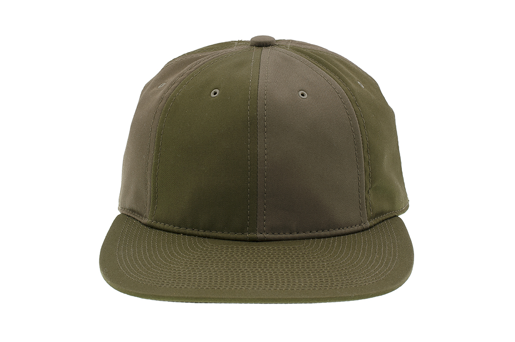 Poten Japanese Made Cap - Army Green Ventile - Image 4
