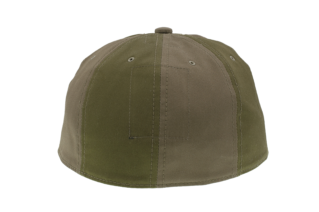Poten Japanese Made Cap - Army Green Ventile - Image 5