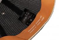 Poten Japanese Made Cap - Charcoal Seersucker - Image 9