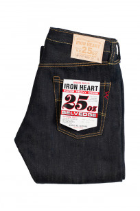 Iron Heart 777-XHS Jeans - Slim Tapered 25oz - Image 3