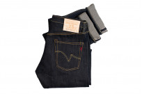 Iron Heart 777-XHS Jeans - Slim Tapered 25oz - Image 4