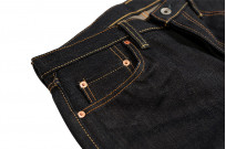 Iron Heart 777-XHS Jeans - Slim Tapered 25oz - Image 6