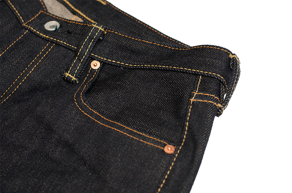 Iron Heart 777-XHS Jeans - Slim Tapered 25oz - Image 7