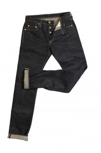 Iron Heart 777-XHS Jeans - Slim Tapered 25oz - Image 11