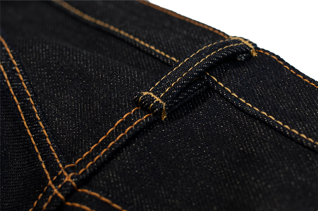 Iron Heart 777-XHS Jeans - Slim Tapered 25oz - Image 15