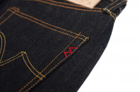 Iron Heart 777-XHS Jeans - Slim Tapered 25oz - Image 16