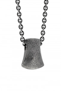 Neff Goldsmith Sterling Silver Necklace & Pendant - Axe Head - Image 0