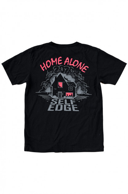 Self Edge Graphic Series T-Shirt #13 - Home Alone 2020
