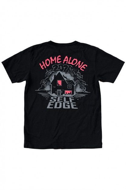 Self Edge Graphic Series T-Shirt #13 - Home Alone 2020