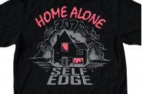 Self Edge Graphic Series T-Shirt #13 - Home Alone 2020 - Image 4