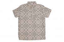 3sixteen Pop-Over Shirt - Natural Bandana - Image 1