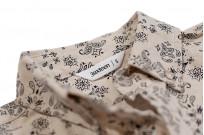 3sixteen Pop-Over Shirt - Natural Bandana - Image 5