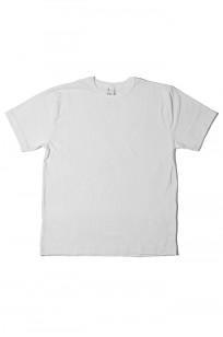 3sixteen T-Shirts w/ Pima Cotton 2-Pack - White Plain Pima - Image 0