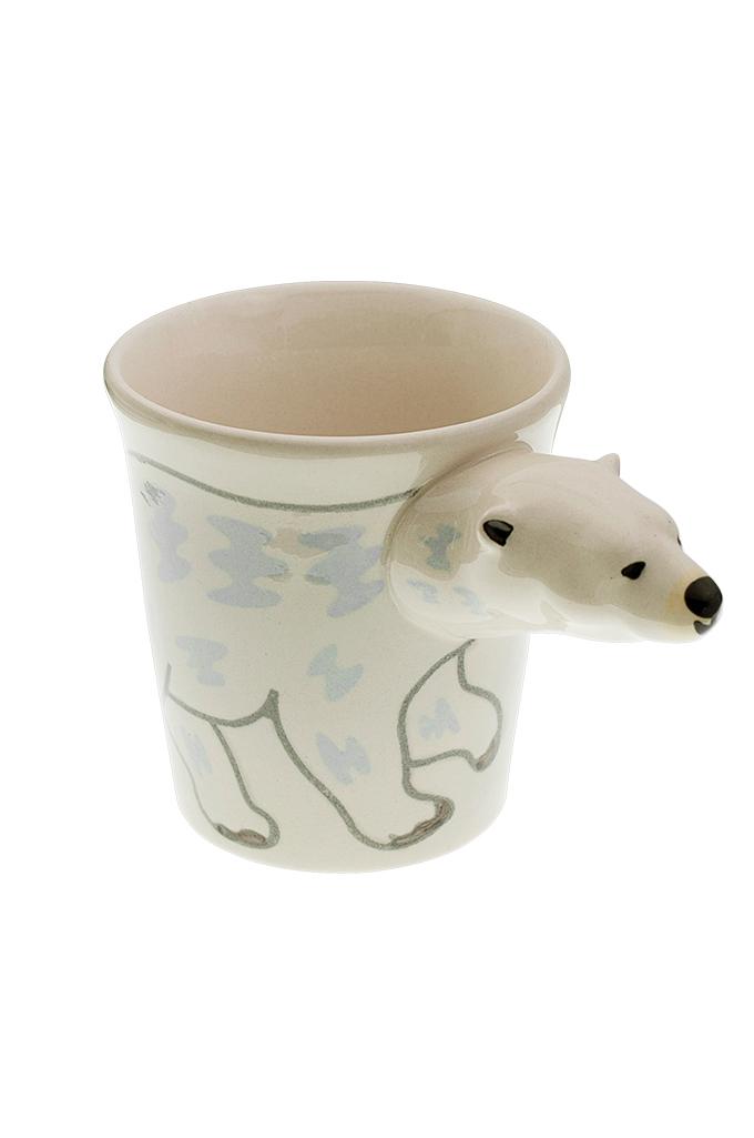 Human_Made_Ceramic_Mug_Polar_Bear_Handle