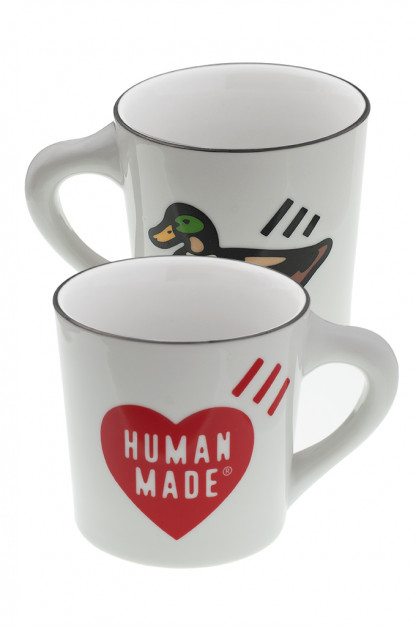 Human Made Ceramic Mug - Dry Alls