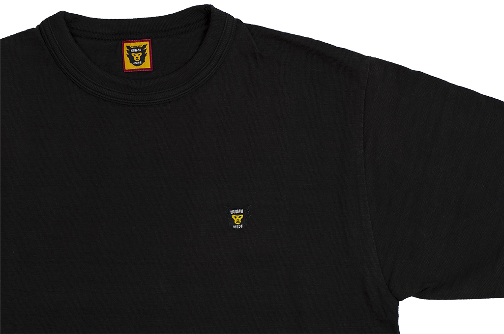 Human Made One Point T-Shirt - STRMCWBY Black - Image 4