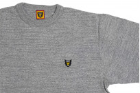 Human Made One Point T-Shirt - STRMCWBY Gray - Image 4