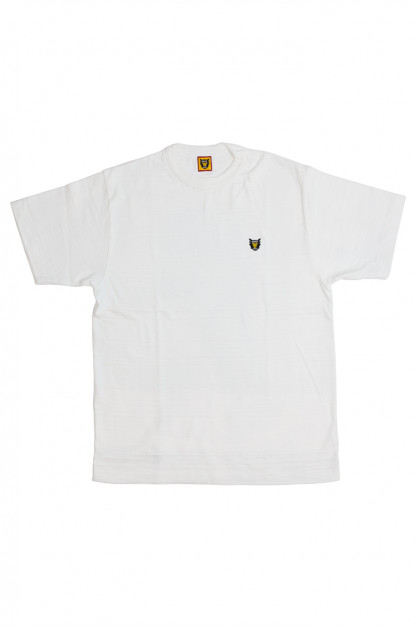 Human Made One Point T-Shirt - STRMCWBY White