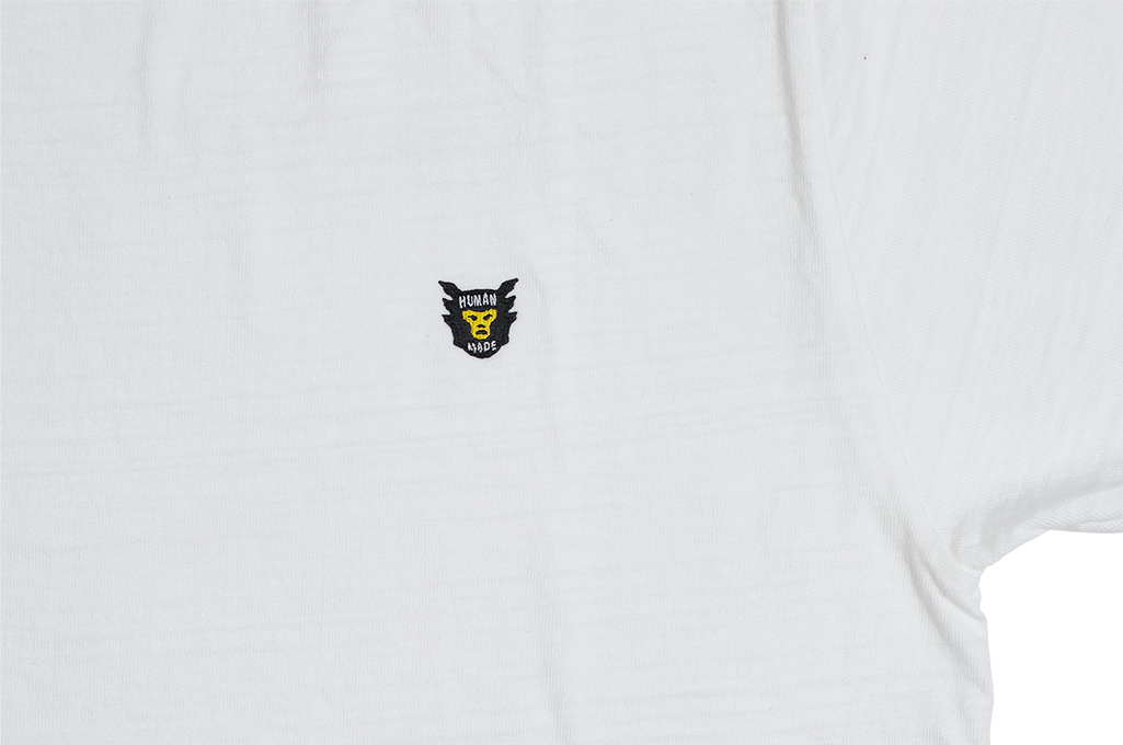 Human Made One Point T-Shirt - STRMCWBY White - Image 4