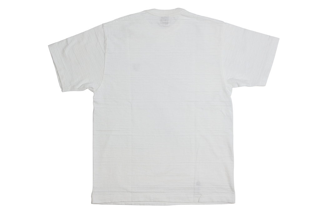 Human Made One Point T-Shirt - STRMCWBY White - Image 8