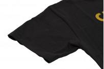 Human Made Slub Cotton T-Shirt - Curry Up - Image 6