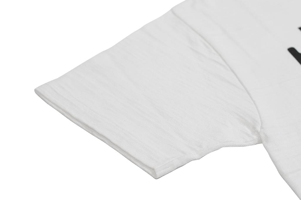 Human Made Slub Cotton T-Shirt - Dry Alls Duck - Image 6