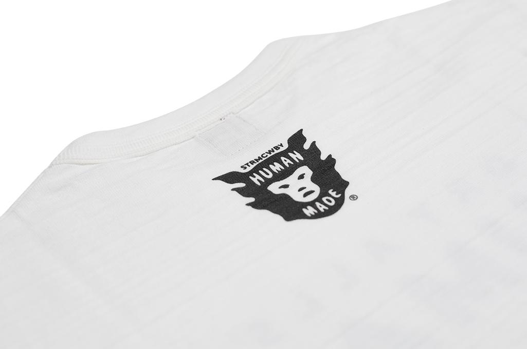 Human Made Slub Cotton T-Shirt - Dry Alls Duck - Image 8