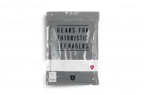 Human Made Slub Cotton T-Shirt - Gears & Polar w/ Pocket White - Image 2