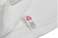 Human Made Slub Cotton T-Shirt - Gears & Polar w/ Pocket White - Image 7