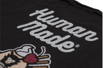 Human Made Slub Cotton T-Shirt - Sundae w/ Pocket - Image 9