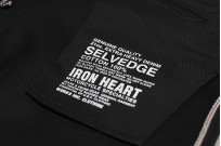 Iron Heart 8301s SBG Super Black Fade-To-Gray Denim - Image 14
